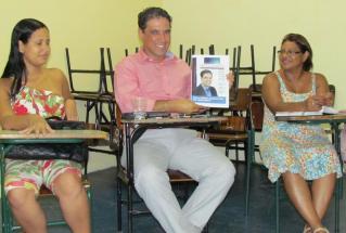 Deputado Marcelo Matos se reúne com amigos virtuais