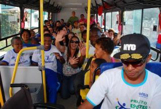 Japeri se prepara para olimpíada de portadores de deficiência